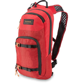 Dakine Session 8l Rucksack Herren deep red